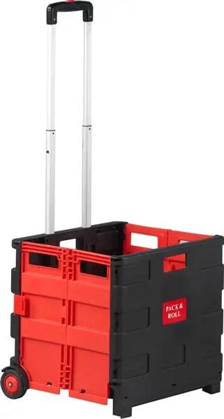 Folding Box Trolley
