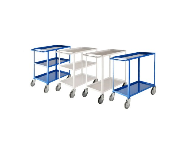 Economy Steel Tray Trolleys