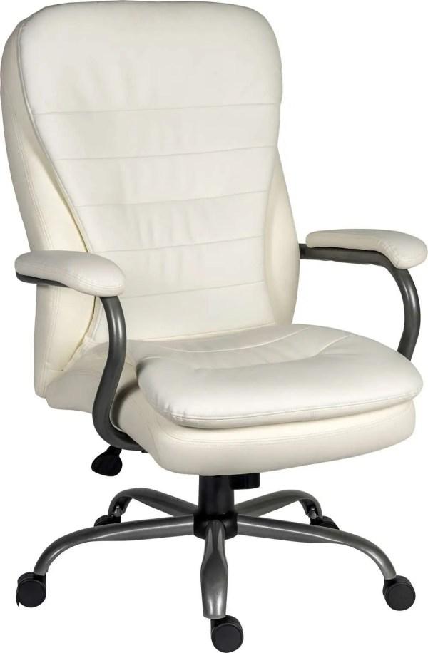 Goliath White Chair