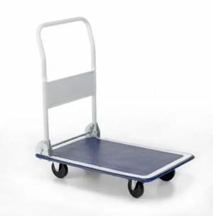 Folding Platform Trolley