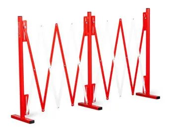 expandable safety barrier