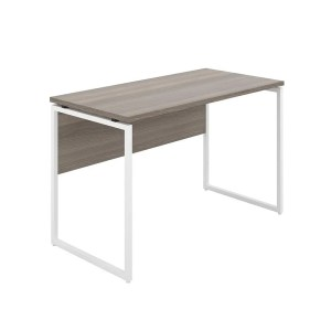 Desk with Square Leg and Modesty