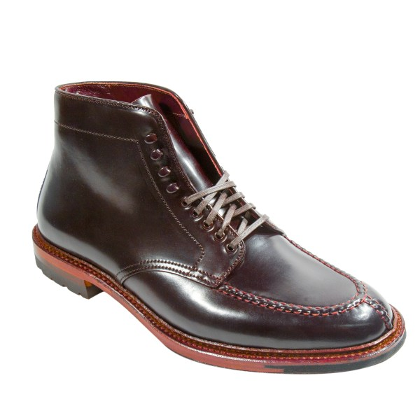 Tanker Bootcolor 8 Shell Cordovan40218hc Alden Shoes