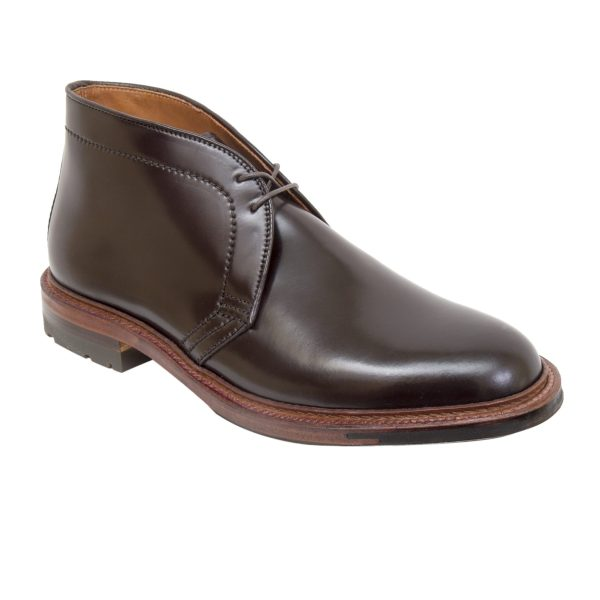 Shell Cordovan Alden Shoes Madison Avenue York