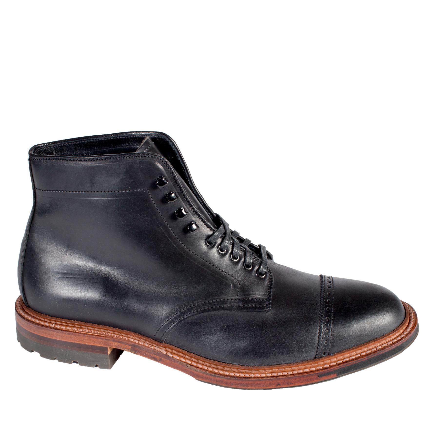 jumper boot black chromexcel