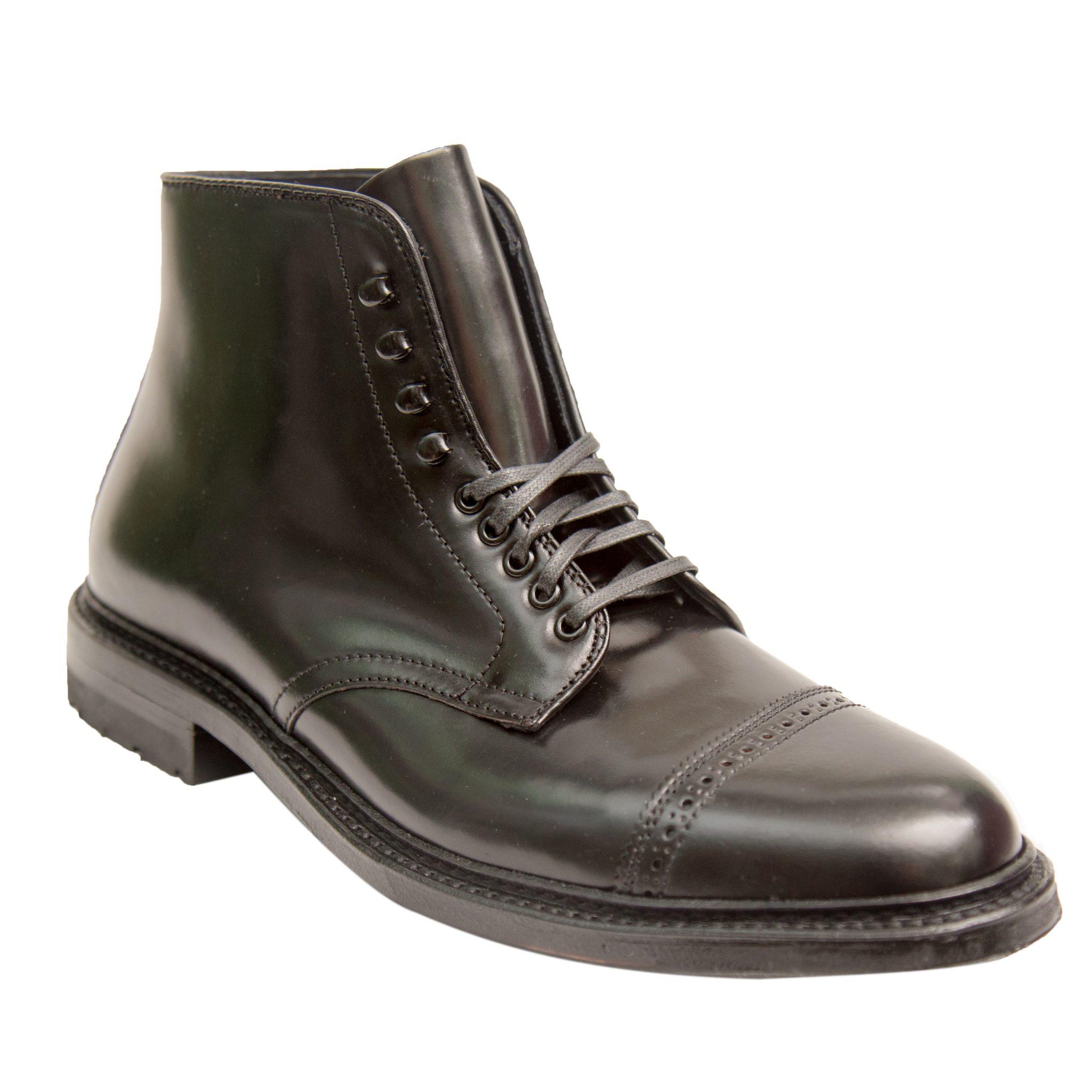 jumper boot black shell