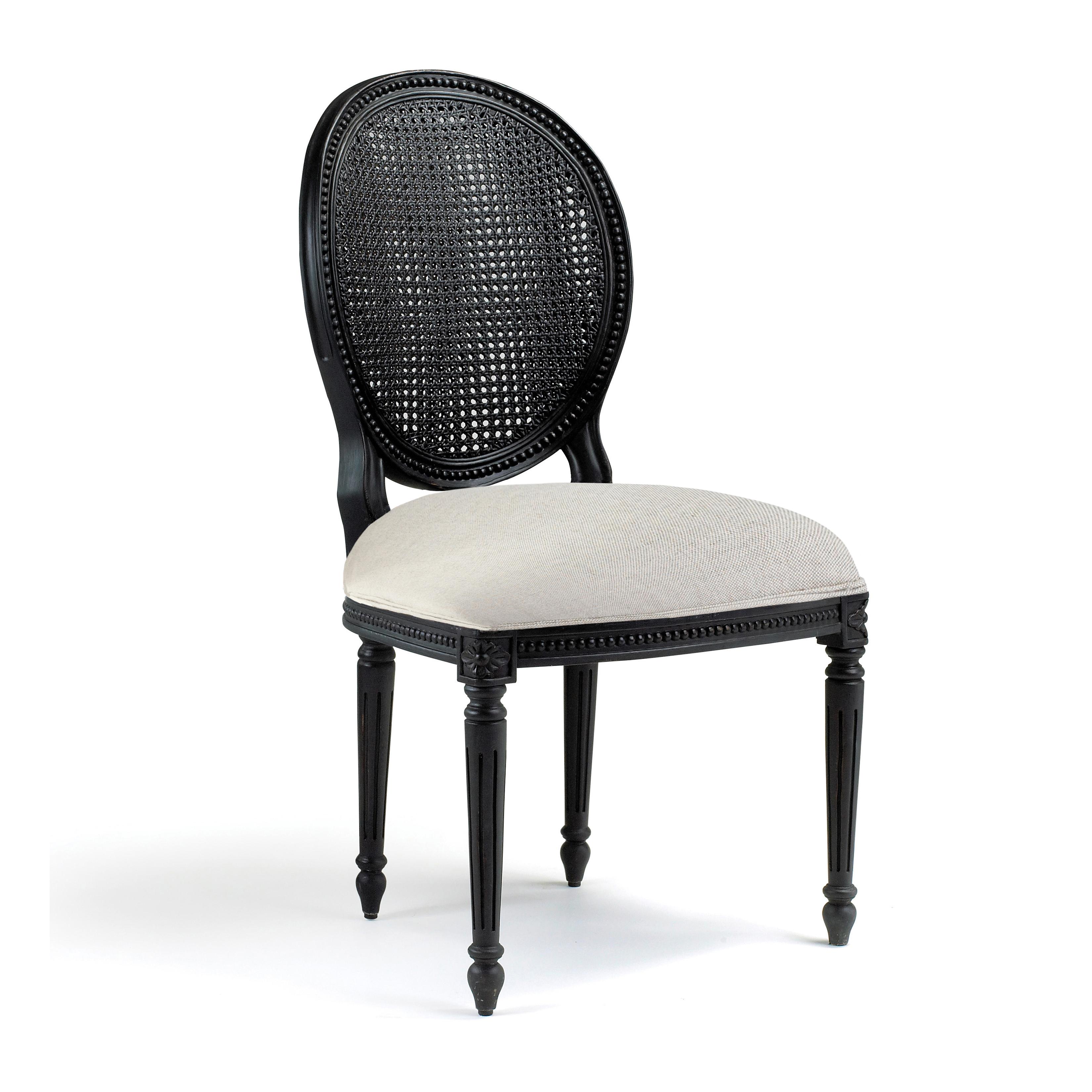 Provencal Cane Back Chair – Alden Parkes