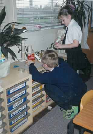 Year 4 design and technology 1999.