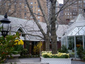 Tavern on the Green restaurant in Central Park