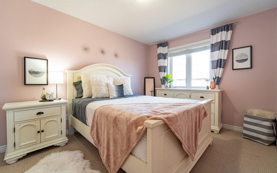 Colour Blocking When Listing a Home