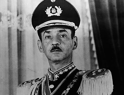 General Hugo Banzer de Bolivia