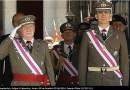 Juan Carlos I y Felipe VI en 2014, PP de Madrid.