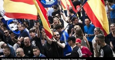 Manifestación de Hogar Social Madrid el 21 de mayo de 2016. Autor: Desconocido. Fuente: Vice.com