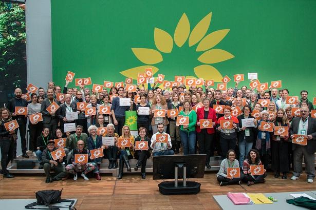 Reunión 29 del consejo de los verdes europeos. Fecha: 25/11/2018. Autor: European Greens. Fuente: Flickr, licencia CC BY 2.0