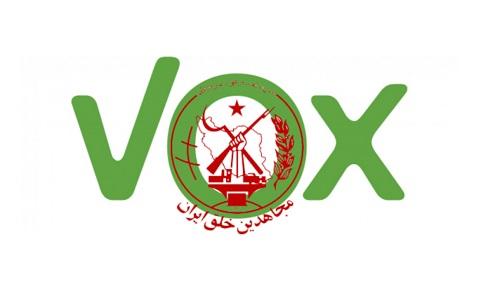 Logo Desmontando a Vox