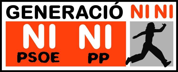 Eslogan clásico del Movimiento 15-M en España en rechazo al bipartidismo clásico formado por PP y PSOE. Autor: Desconocido. Fuente: Facebook.