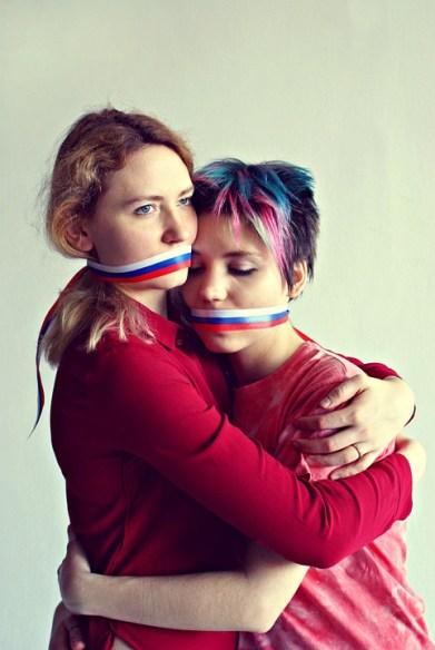 Discriminación LGTBI en Rusia. Autor y fuente: Victoria_Borodinova (Pixabay). CC0.