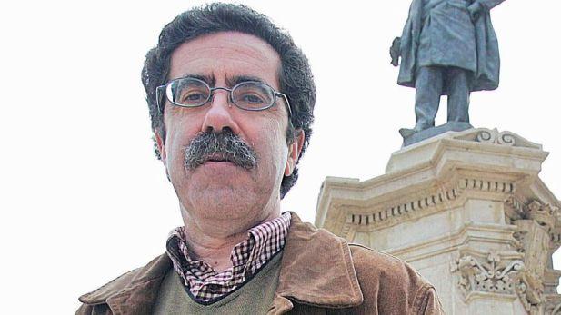 El escritor y periodista alicantino Mariano Sánchez Soler. Autor y fuente: elDiario.es (CC BY-NC 2.0.)