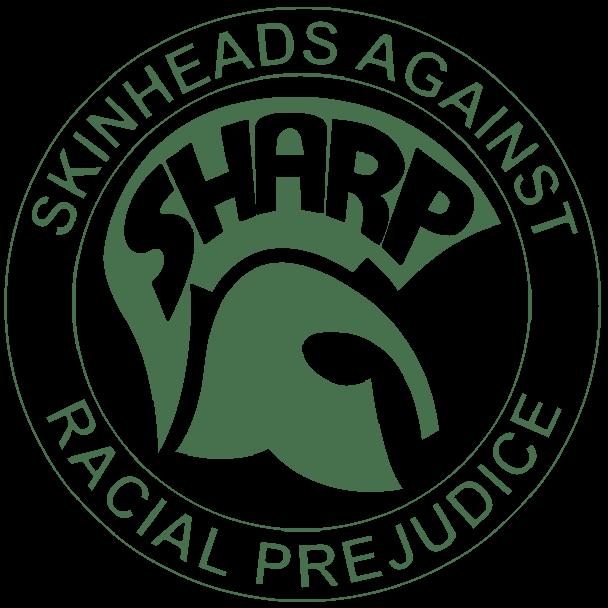 Logo de los SHARP. Autor: William Casey. 4/10/2016. Fuente: Wikimedia Commons. (CC-BY-SA 4.0.)