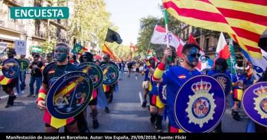 Encuesta: ¿Es posible que suceda un 'asalto al Capitolio' en España?