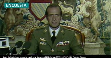 Encuesta: ¿Debería España desclasificar los documentos sobre el 23F?