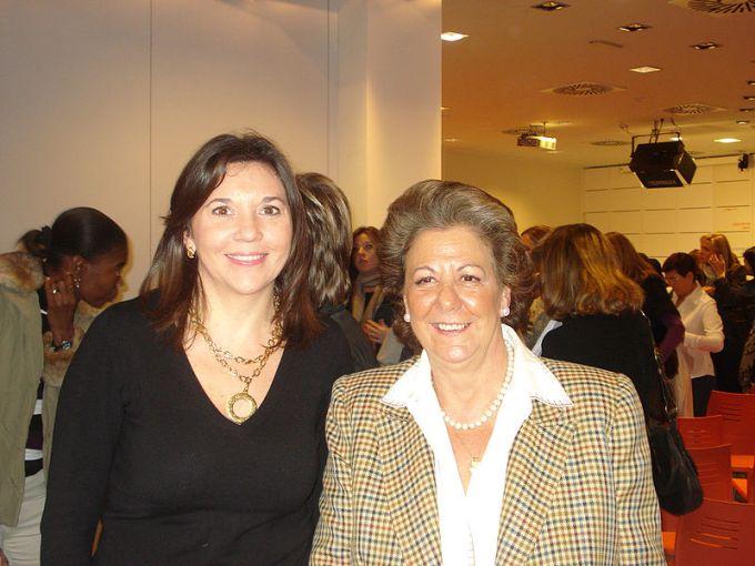 Rita Barberá en las jornadas contra la violencia de género del PP. Autor: Mercedes Alonso, 20/12/2008. Fuente: Flickr (CC BY-SA 2.0.)