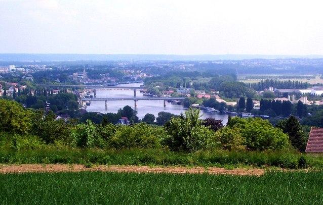 Chanteloup-les-Vignes, ciudad donde se rodó la película La Haine, concretamente en el barrio de La Noé. Autor: Frederic Masson, 2003. Fuente: Wikimedia Commons (CC-BY-SA-2.5)