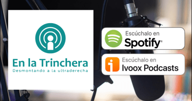 ¡Al Descubierto inaugura su podcast En la Trinchera!