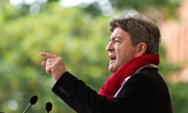 Jean-Luc Mélenchon, líder de Francia Insumisa. Autor: Ministerio de Cultura de Argentina, 01/06/2013. Fuente: Flickr (CC BY-SA 2.0)