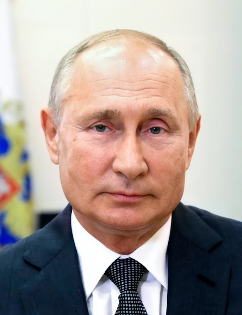 Vladimir Putin. Autor: The Presidential Press and Information Office, 11/10/2020. Fuente: Kremlin.ru (CC BY 4.0).