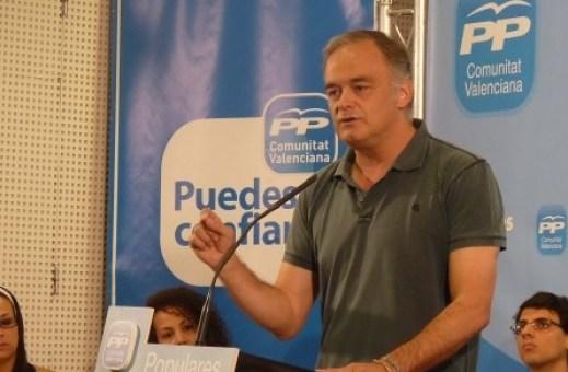 Esteban González Pons. Autor: Partido Popular Comunitat Valenciana, 18/06/2011. Fuente: Flickr (CC BY 2.0)