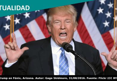 Trump lanzará su imperio mediático y su red social: Truth Social