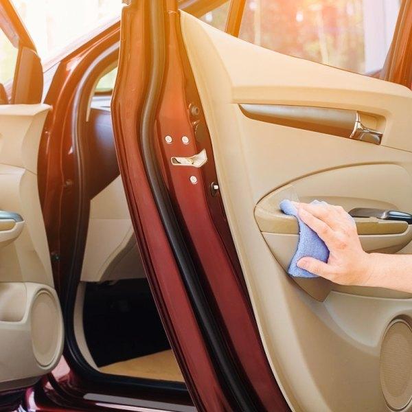 Revividor interior para autos.