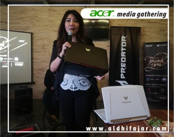 Erbie Winarto - Branch Manager Acer Indonesia untuk Jawa Barat dan Jawa Tengah