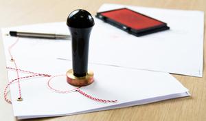 Aviso importante a notarios y notarias