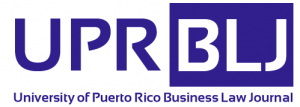 UPR Business Law Journal