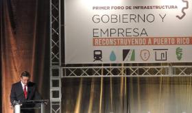 Arranca el Primer foro de infraestructura en el país