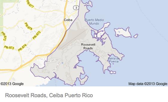 Regresan a Puerto Rico las Parcelas I y II de Roosevelt Roads
