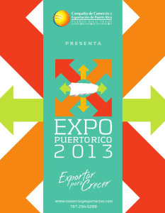 Expo Puerto Rico 2013