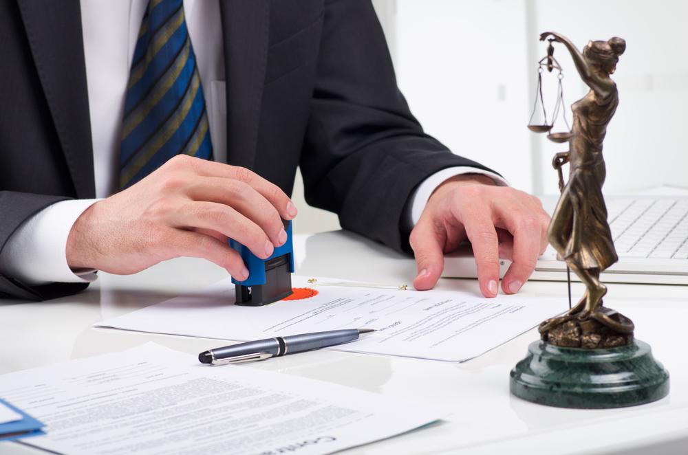 Términos para la sustitución temporal de notarios