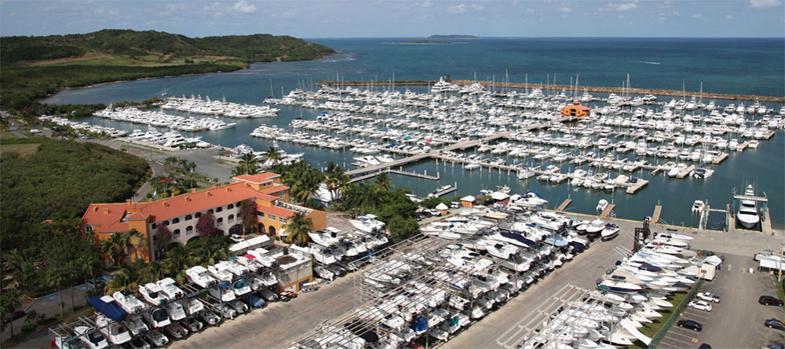 Inversión millonaria privada en marina Puerto del Rey
