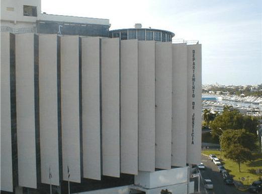 Autoridad de Edificios Públicos inicia mejoras en el Departamento de Justicia