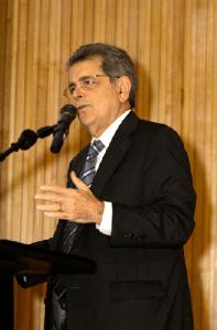 El Juez Presidente del Tribunal Supremo ofreció un mensaje especial en la presentación del libro [Con] Textos: El parque Luis Muñoz Rivera y el Tribunal Supremo de Puerto Rico  del Arquitecto Andrés Mignucci.