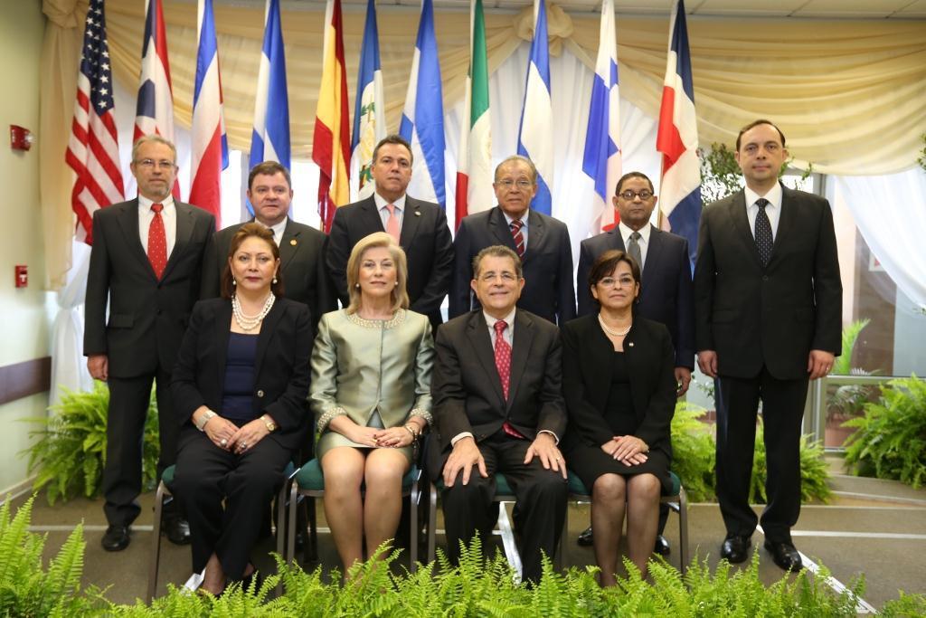 Reunión del Consejo Judicial Centroamericano y del Caribe en Puerto Rico