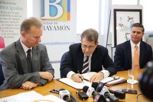 Rama Judicial y Bayamón colaborarán en proyectos educativos de acceso a la justicia