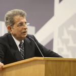 El Juez Presidente, Hon. Federico Hernández Denton, agradeció este gesto en el que se reconocen sus 29 años y medio de obra.