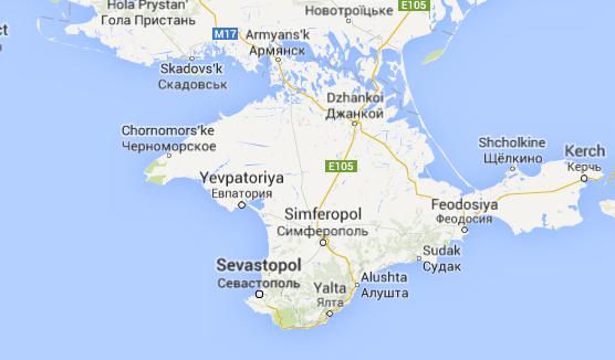Historia de Crimea, status y referendo en la Biblioteca del Congreso