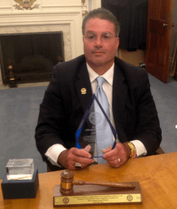 Lcdo. Alfredo Castellanos honrado con el premio Lifetime Achievement Award por la Federal Bar Association