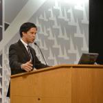 Pedro Julio Serrano, activista pro derechos de la comunidad LGBTT.