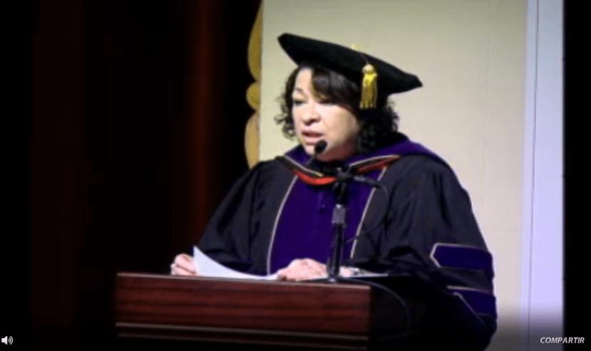 [VÍDEO] Jueza Sonia Sotomayor recibe Honoris Causa en la UPR